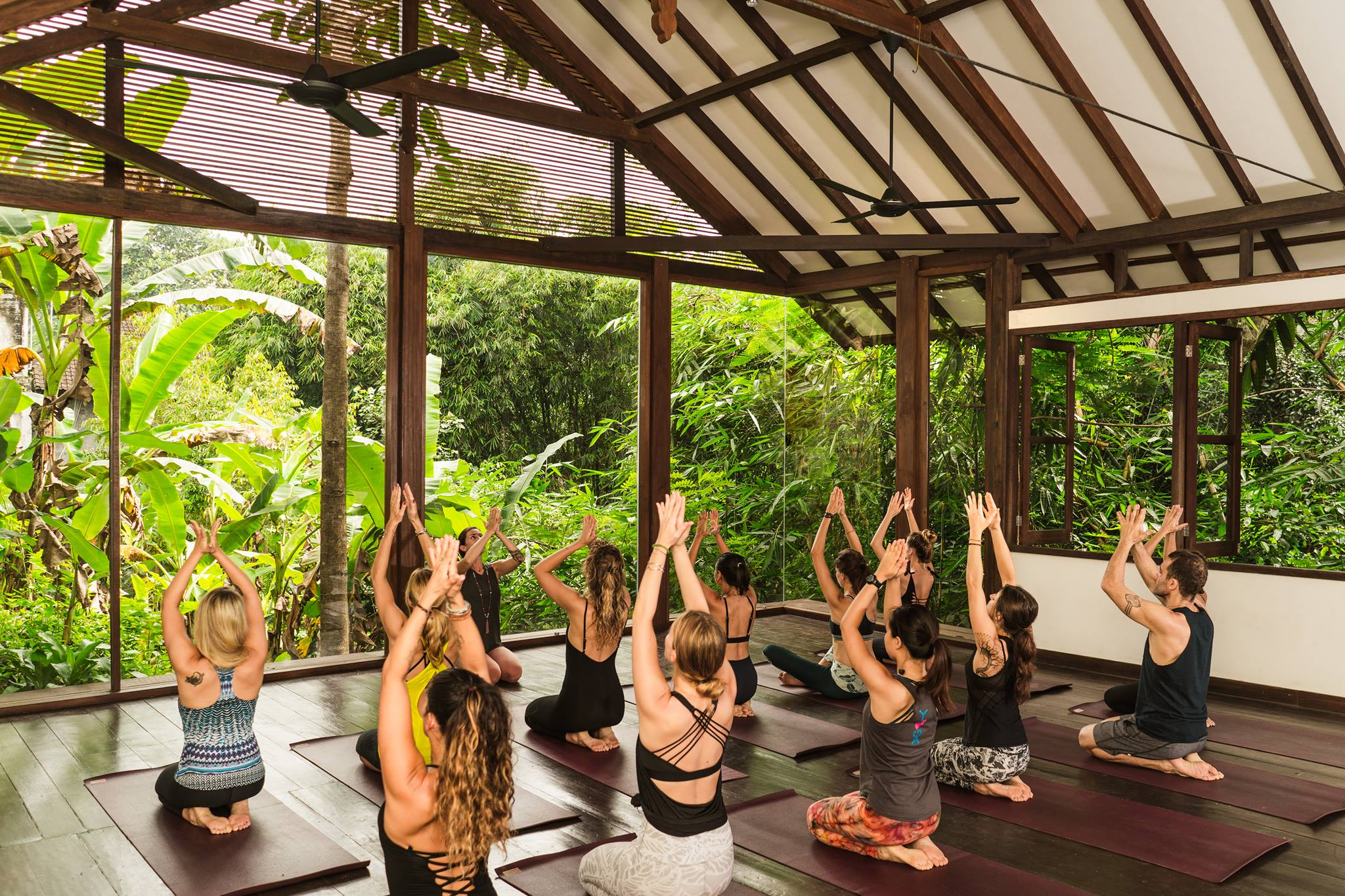 200 Hour Yoga Teacher Training in Bali - Bali Yoga School