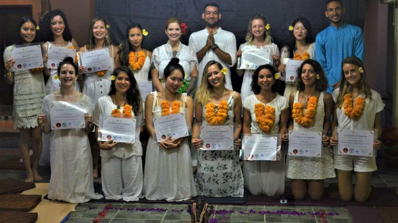 200 Hour Yoga Teacher Training in Bali