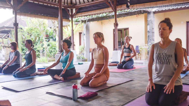 100 Hour Yoga Teacher Training in Bali