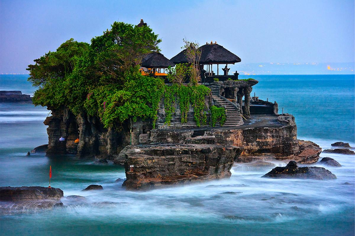 Changgu Beach Bali yoga school