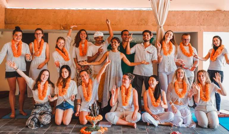500 hour yoga teacher training in bali
