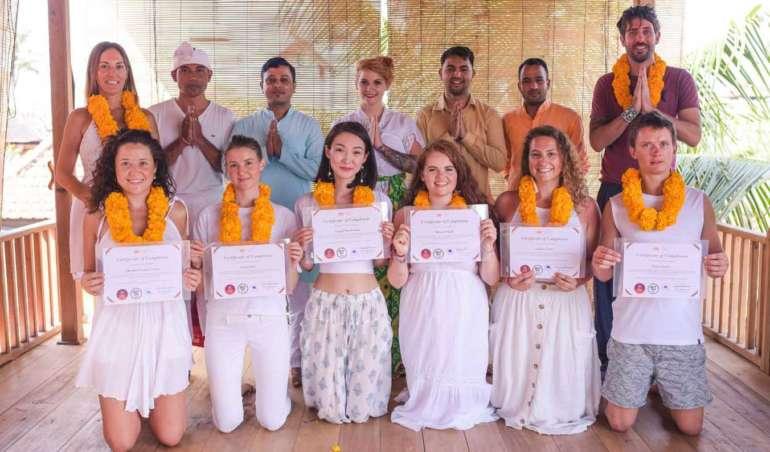 500 hour yoga teacher training in bali