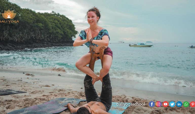 Best Yoga Retreat in Bali yoga school