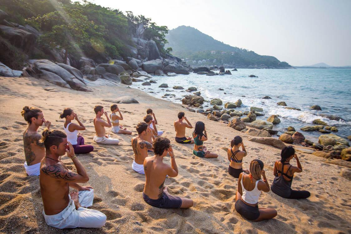 bali yoga school - yoga retreat bali