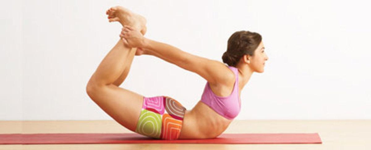 Poorna Dhanurasana (Full Bow pose)