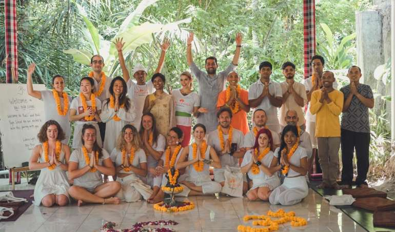 Yoga Teacehr Training in Bali
