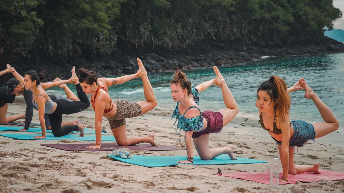 100 Hour Online Yoga Certification Course in Bali