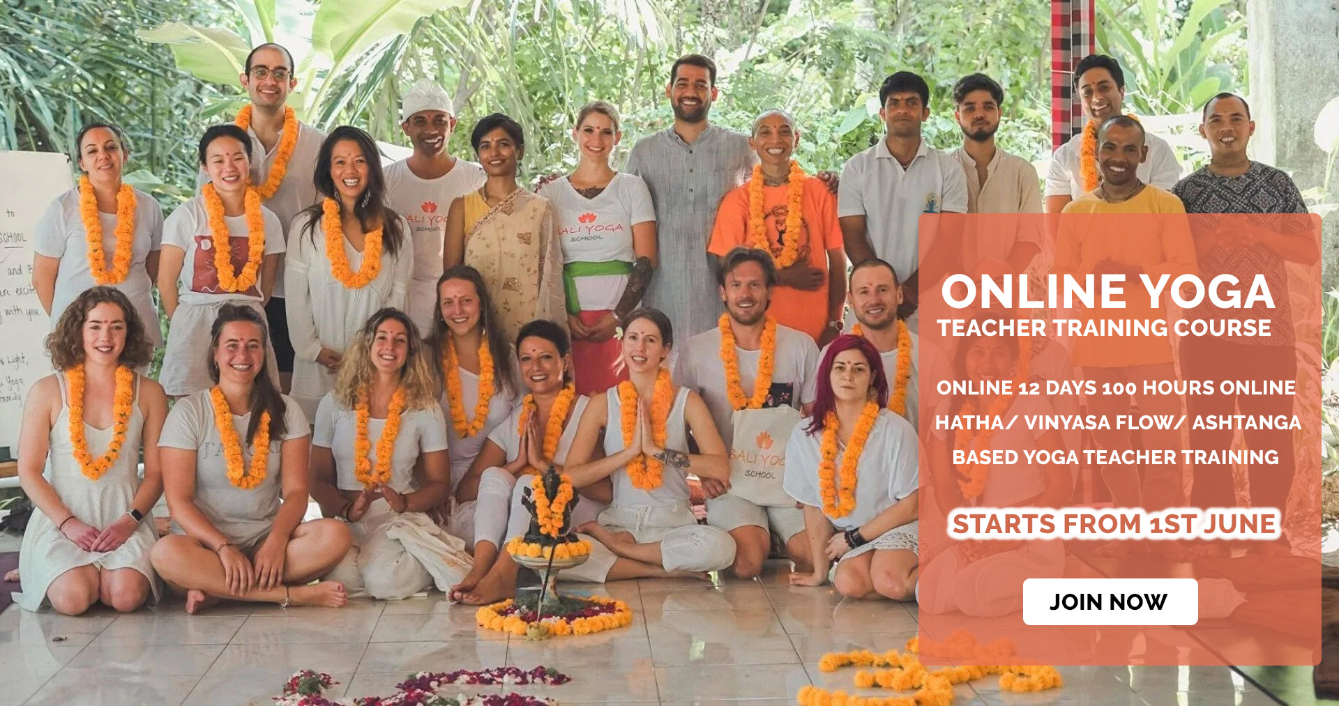 online 200 hour yoga teacher training in bali indonesia by bali yoga school