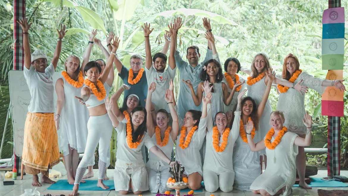 500 hour Online Yoga Certification Course in Bali