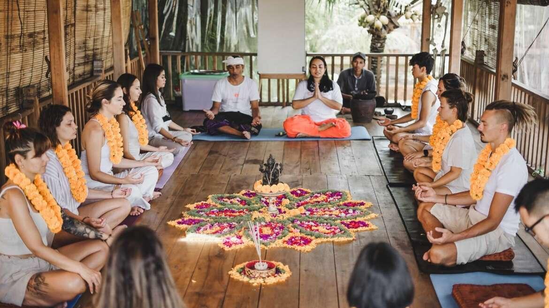best Yoga School in Bali
