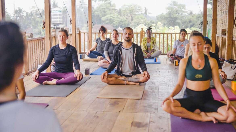 best affordable yoga retreat in bali